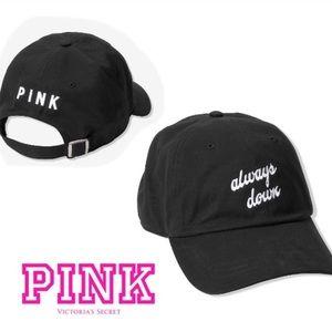 """Victoria's Secret """"always down"""" hat"""